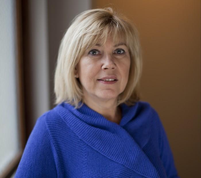 Marit Warncke Hoy opplosning